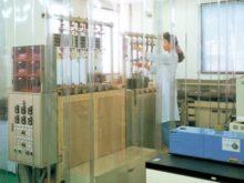 工場関連の透明間仕切りカーテン05